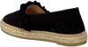Zwarte KANNA Espadrilles KV8000 - small