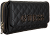 Zwarte GUESS Portemonnee PASSION SLG LARGE - small