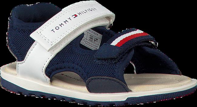Blauwe TOMMY HILFIGER Sandalen T2B2-00147  - large