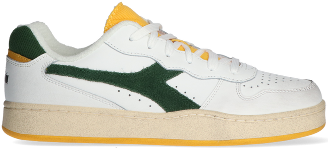 Witte DIADORA Sneakers MI BASKET LOW ICONA  - large