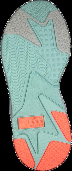 Groene PUMA Sneakers RS-X TRACKS  - large