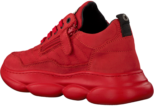 Rode RED-RAG Lage sneakers 13333  - large