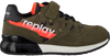 Groene REPLAY Lage sneakers RIBERY  - small