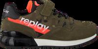 Groene REPLAY Lage sneakers RIBERY  - medium
