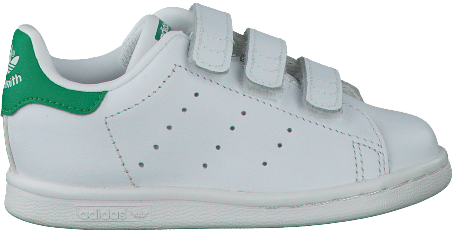 3023afc33e7 Witte ADIDAS Sneakers STAN SMITH CF C - large. Next