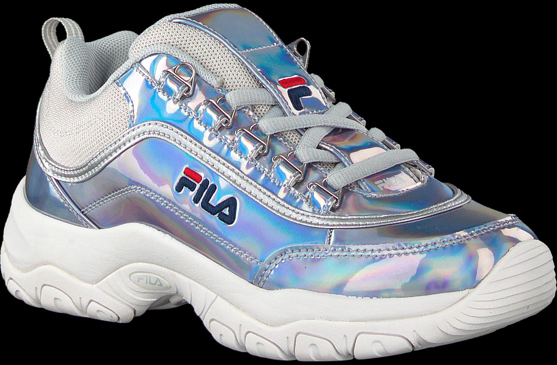 Zilveren FILA Sneakers STRADA LOW KIDS | Omoda