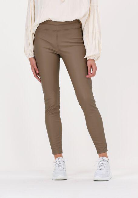 Taupe KNIT-TED Pantalon AMBER PANTS  - large