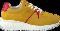 Gele OMODA Lage sneakers OMODA X DHL WMN - medium