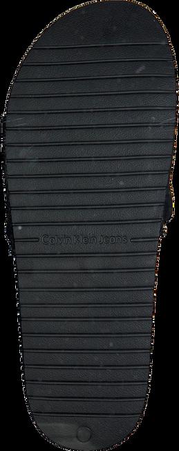 Zwarte CALVIN KLEIN Slippers VIGGO  - large