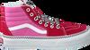 Rode VANS Hoge sneaker UY SK8-HI PLATFORM 2.0  - small