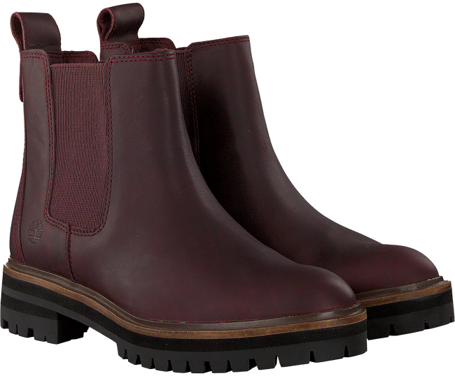 Rode TIMBERLAND Chelsea boots LONDON SQUARE CHELSEA - large