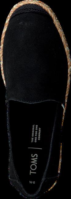 Zwarte TOMS Espadrilles WM PISMO ESP  - large