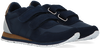 Blauwe WODEN Lage sneakers NOR SUEDE  - small