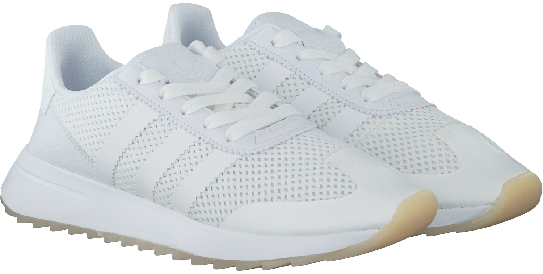c0cd076ffc4 Witte ADIDAS Sneakers FLASHBACK W - Omoda.nl