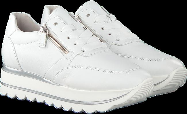 Witte GABOR Sneakers 24.410 - large