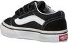 Zwarte VANS Sneakers TD OLD SKOOL V BLACK  - small