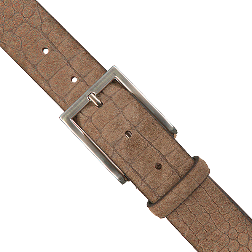 Taupe MAZZELTOV Riem B102  - larger