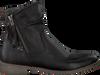 Zwarte BRAQEEZ Lange laarzen 417720  - small