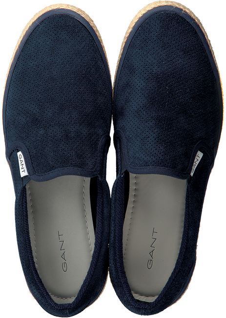 blauwe GANT Slip-on sneakers  MASTER  - large