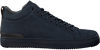 Blauwe BLACKSTONE Sneakers SG19  - small