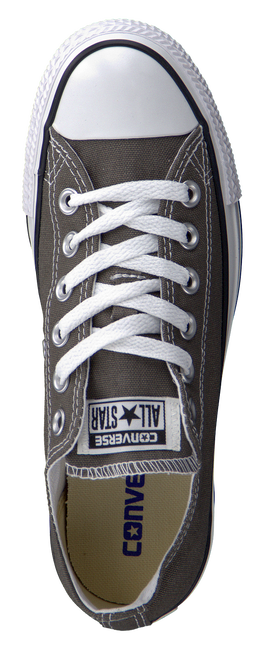 Grijze CONVERSE Sneakers CHUCK TAYLOR ALL STAR OX DAMES - large