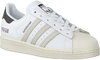 Witte ADIDAS Lage sneakers SUPERSTAR  - small