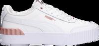 Witte PUMA Lage sneakers CARINA LIFT METALLIC POP WNS - medium