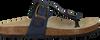 Blauwe DEVELAB Sandalen 48005 - small