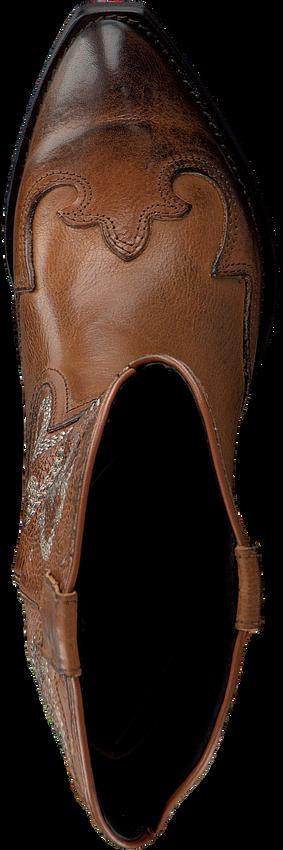 Cognac OMODA Lange laarzen TEX503 - larger