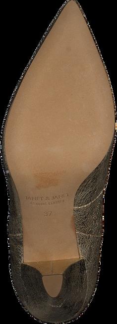 Gouden JANET & JANET Enkellaarsjes 41458  - large