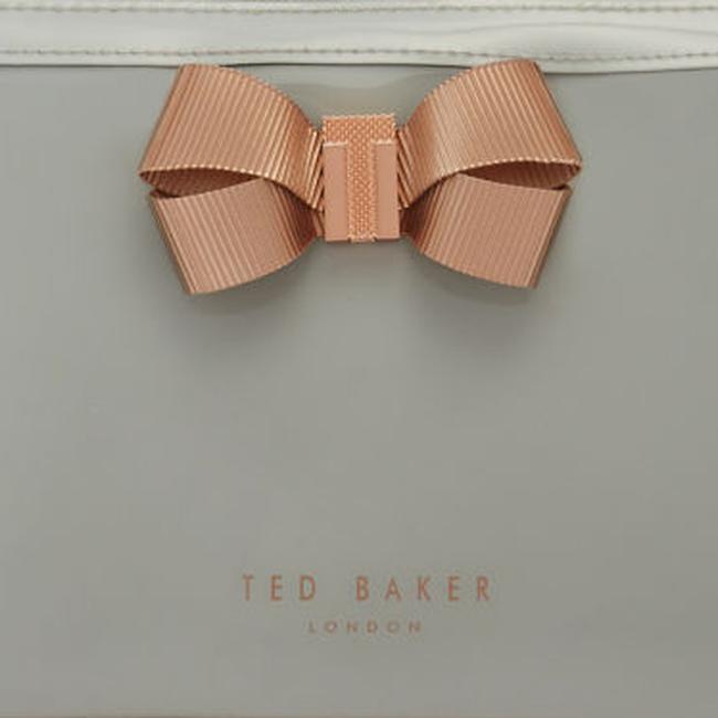 Grijze TED BAKER Toilettas LIBBERT - large