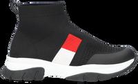 Zwarte TOMMY HILFIGER Hoge sneaker 31182  - medium