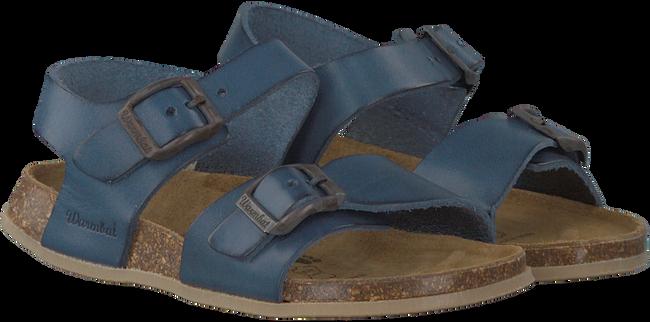 Blauwe WARMBAT Sandalen 081515  - large