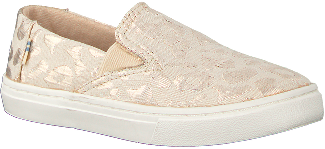 Witte TOMS Instappers LUCA  - large