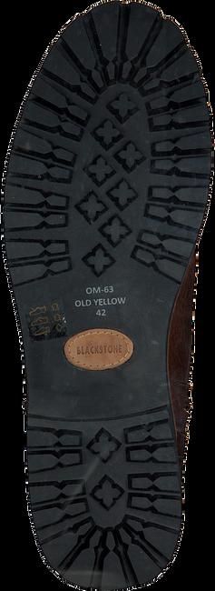 Bruine BLACKSTONE Enkelboots OM63 - large