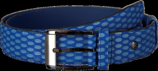 Blauwe FLORIS VAN BOMMEL Riem 75180 - large