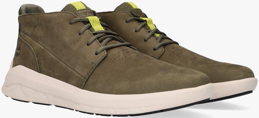 Groene TIMBERLAND Hoge sneaker BRADSTREET ULTRA PT CHUKKA  - larger