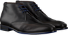 Zwarte FLORIS VAN BOMMEL Nette schoenen 20376  - small