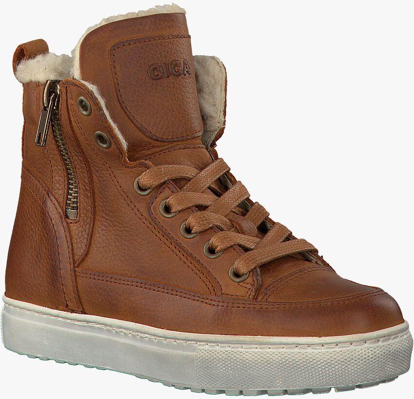 Cognac GIGA Sneakers 8825  - larger