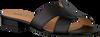 Zwarte NOTRE-V Slippers 2213  - small