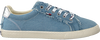 Blauwe TOMMY HILFIGER Sneakers TOMMY JEANS CASUAL DENIM SNEAK - small
