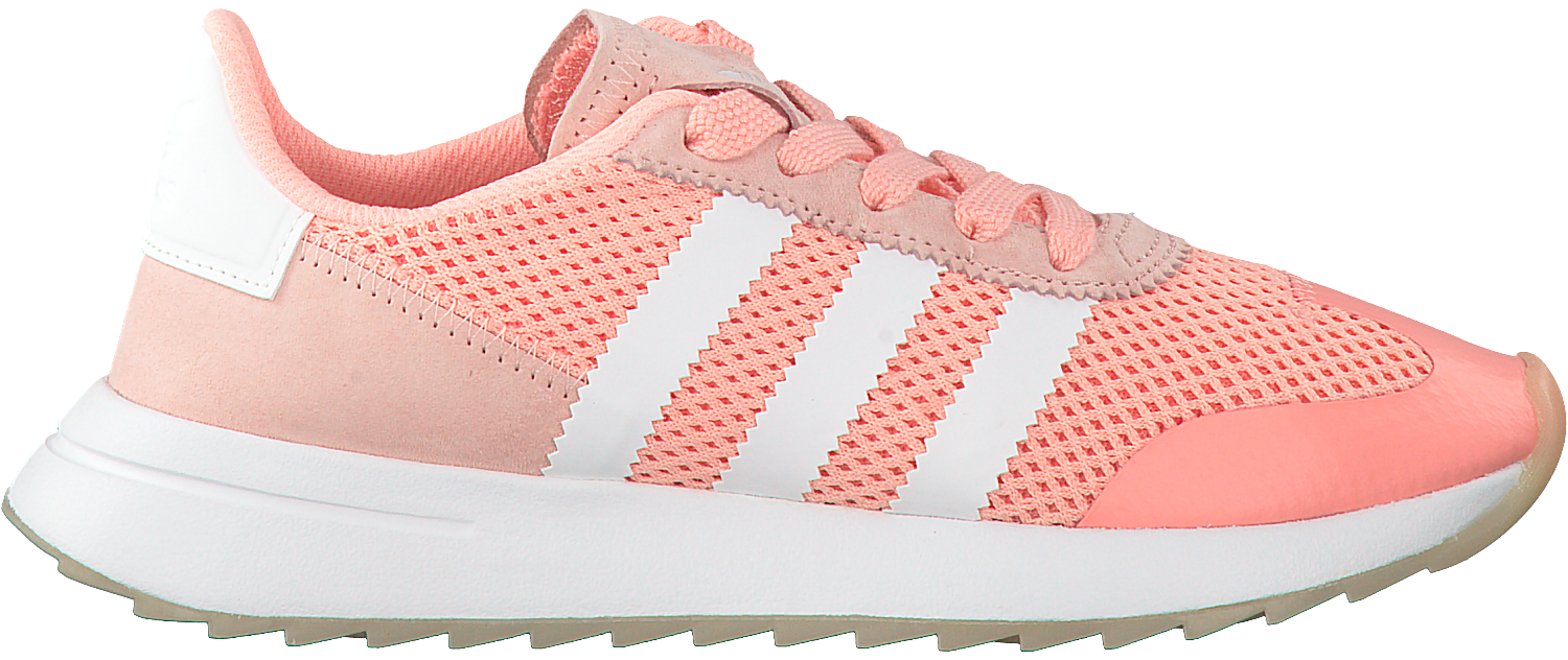 detailed pictures 8d3c8 48a4e Roze ADIDAS Sneakers FLASHBACK W - large. Next