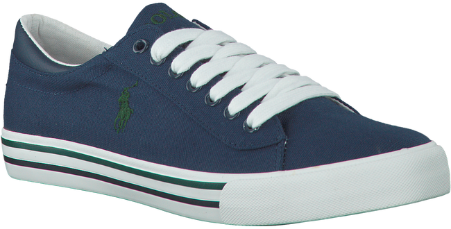 Blauwe POLO RALPH LAUREN Sneakers HARRISON  - large