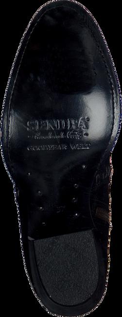 Zwarte SENDRA Lange laarzen 13790  - large