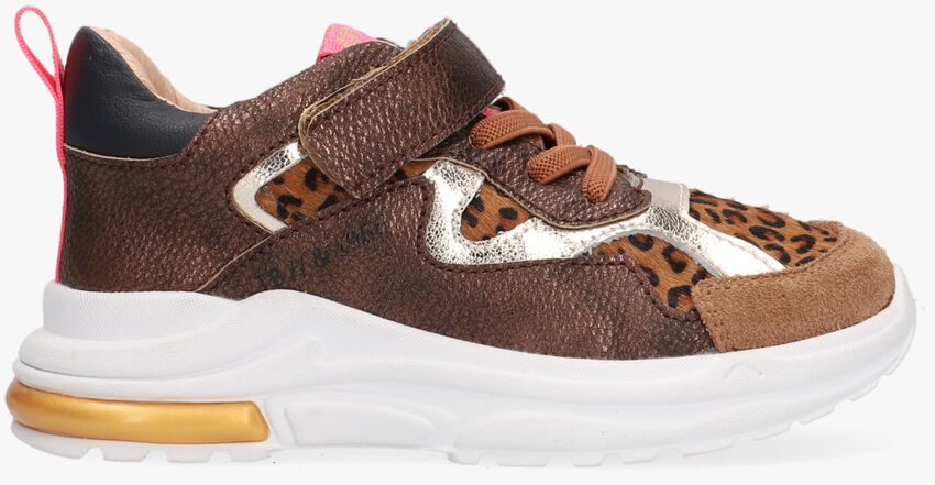 Bronzen SHOESME Lage sneakers NR21W007  - larger