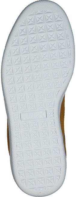 Grijze PUMA Sneakers SUEDE CLASSIC JR