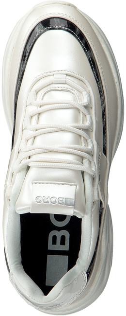 Witte BJORN BORG Sneakers X310 LOW LPD  - large