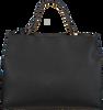 Zwarte LIU JO Handtas ISOLA SHOPPING BAG  - small
