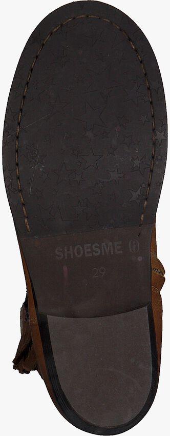 Cognac SHOESME Cowboylaarzen WT9W112  - larger