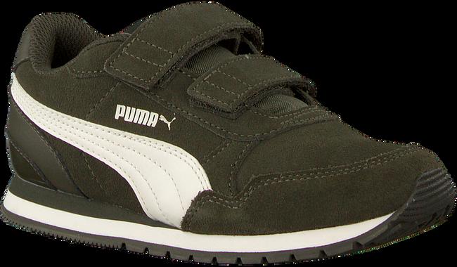 Groene PUMA Sneakers ST RUNNER V2 SD PS - large